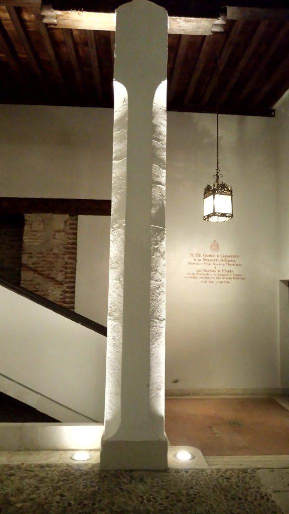Visita nocturna al antiguo Hospital de Antezana